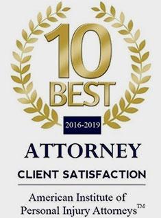 Todd Johns 10 Best Attorneys 2016-2019