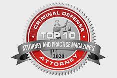 Attorney and Practice Magazine's Top 10 Criminal Defense Attorney