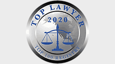 Top Lawyer 2020  Top 100 Registry