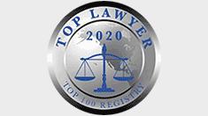 Top Lawyer 2020  Top 100 Registry