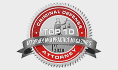 Attorney and Practice Magazine's Top 10 Criminal Defense Attorney