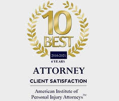 10 Best Attorney Client Satisfaction - American Institute of Personal Injury Attorneys
