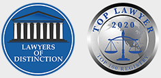 Lawyers of Distinction and Top Lawyer - Top 100 Registry